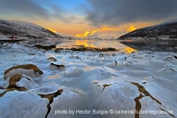 Crack of Dawn- Norway