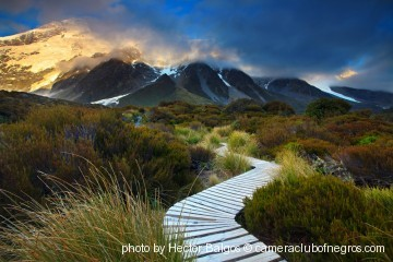 Playground of the GODS- New Zealand