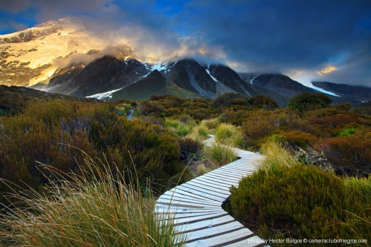 Playground of the GODS- New Zealand